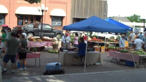 Farmers Market at Downtown Rockwall